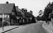 Brasted, Village c.1955