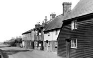 Braughing, Hay Street c.1955