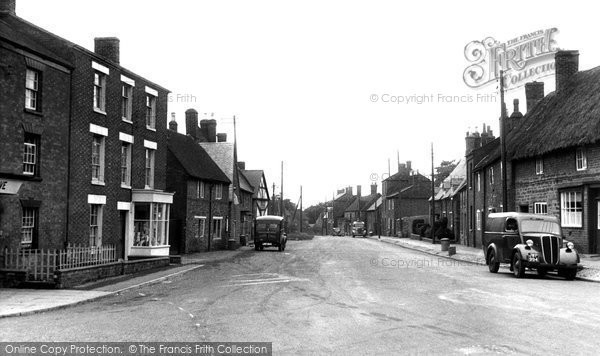 Braunston, High Street c.1950