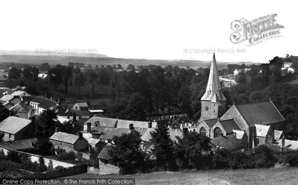 Braunton, 1900