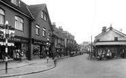 Braunton, Caen Street 1938
