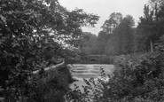 Braunton, Dean Bridge 1938