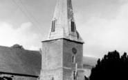 Braunton, St Brannock's Church c.1965