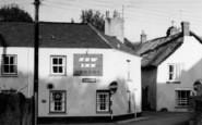Braunton, The New Inn c.1965