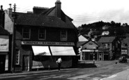 Braunton, 'w P Houlden' Draper And Outfitter c.1950