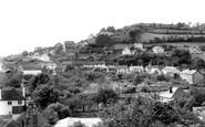 Braunton, West Hill c.1960