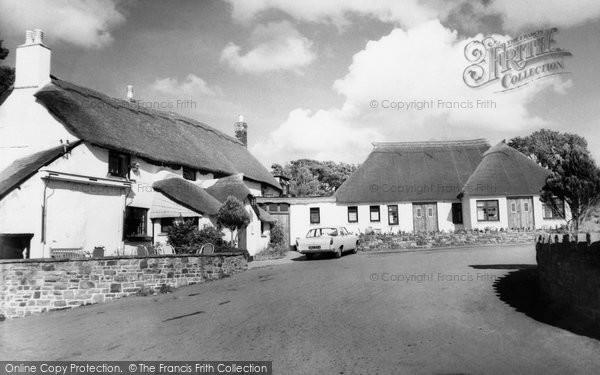 Braunton, Williams Arms c.1965