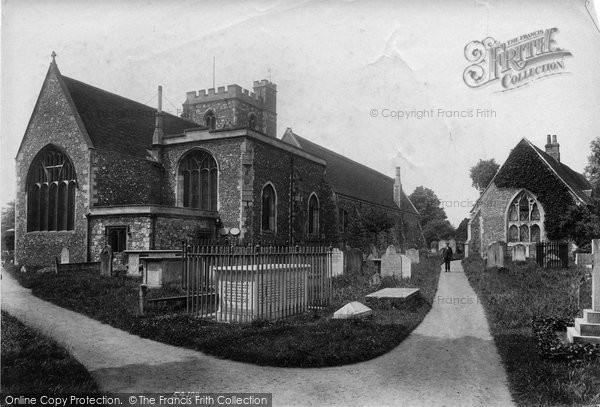Bray, Church 1906