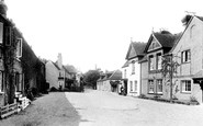 Bray, Ferry Road 1929