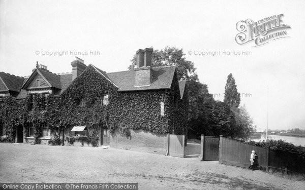 Bray, George Hotel 1890