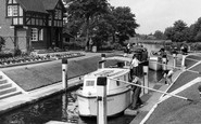 Bray, The Lock c.1960