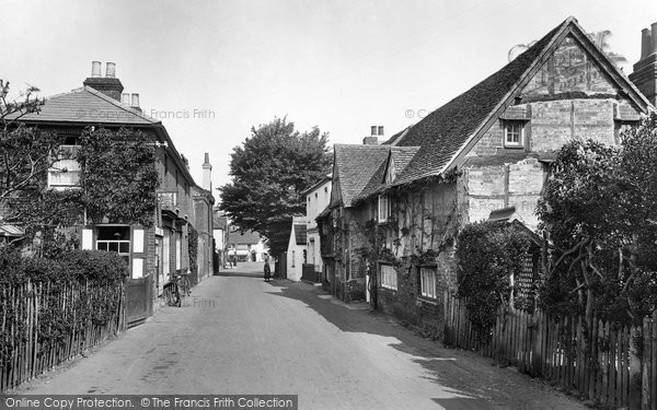 Photo of Bray, the Village 1929