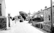 Breage, Pellor Road c.1955