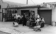 Brean, Children's Corner, Sunnyholt Caravan Park c.1965