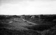 Brean, Coast Road c.1939