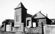 Brean, Methodist Church c.1960