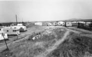 Brean, Neilsons Holiday Caravan Site c.1960