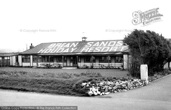 Brean, Sands Holiday Resort c.1955