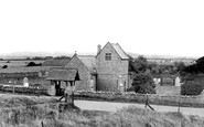 Brean, St Bridget Church c.1960