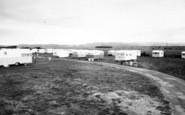 Brean, Sunnyside Caravan Site c.1960