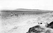 Brean, The Beach c.1960