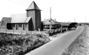 Brean, The Methodist Church c.1960
