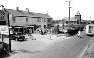 Brean, The Post Office Stores c.1960
