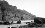 Brean, The Sands c.1955