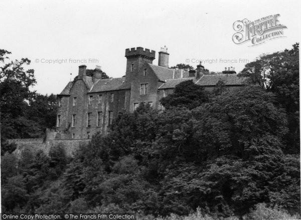 Brechin, Castle 1954