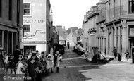 Brechin, David Street 1900