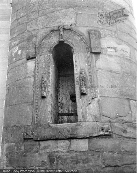 Brechin, Round Tower 1950