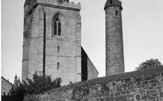 Brechin, Round Tower 1954