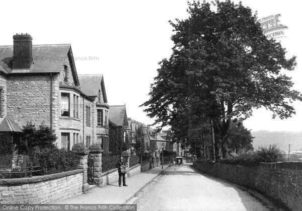 Brecon, Alexandra Road 1910