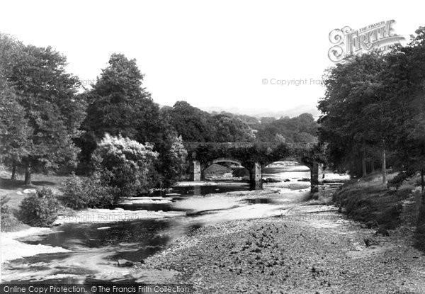 Brecon, Canal Aqueduct 1899