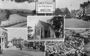 Brecon, Composite c.1955