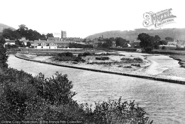 Brecon, Newton Pool 1899