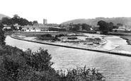 Brecon, Newton Pool 1899
