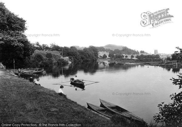 Brecon, Newton Pool 1910