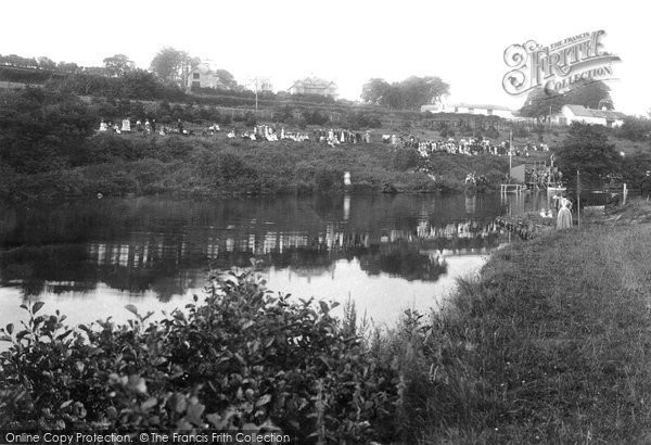 Brecon, Newton Pool 1910