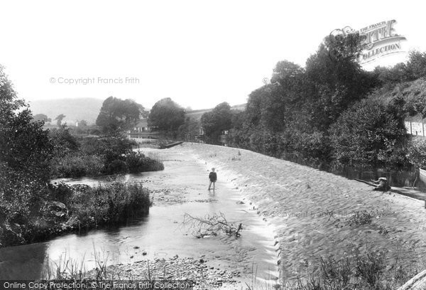 Brecon, Newton Weir 1910
