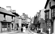 Brecon, Ship Street 1910