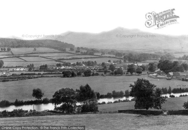 Brecon, The Beacons 1899