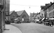 Brecon, The Bulwark c.1955