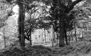 Brecon, The Groves c.1955