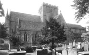 Brecon, The Swansea And Brecon Cathedral 1910