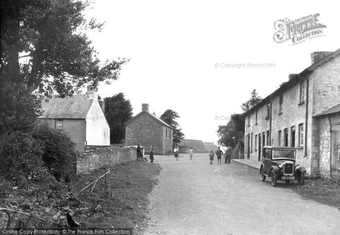 Brecon, Upper Chapel 1937