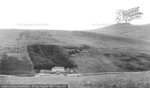 Brecon, Youth Hostel c.1965