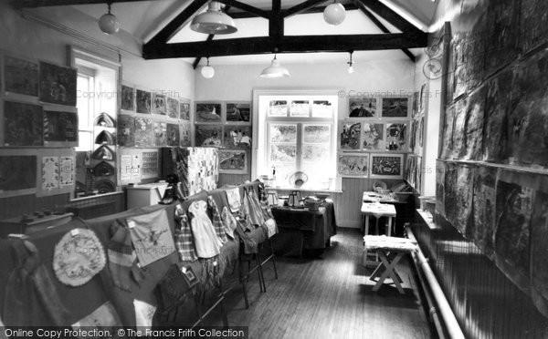 Bredenbury, Court, Arts And Crafts Exhibition c.1960