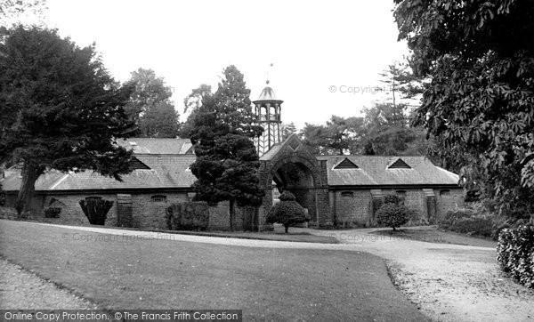 Bredenbury, Court, The Stables c.1955