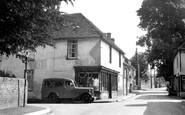 Bredgar, The Street c.1955